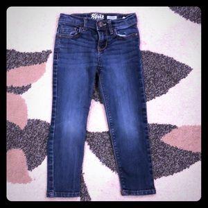 🦋5 for $15🦋 Osh Kosh Jeans, 4T